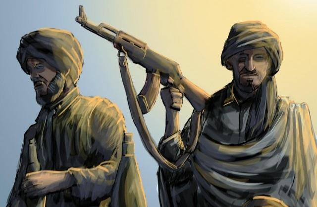 Irã fornece armas e equipamento militar aos guerrilheiros do Talibã no Afeganistão, afirma principal general afegão