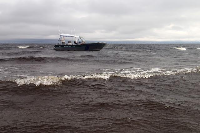 Vene aallokossa