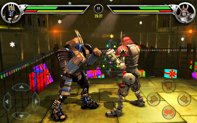 Real Steel World Robot Boxing Apk Data Download