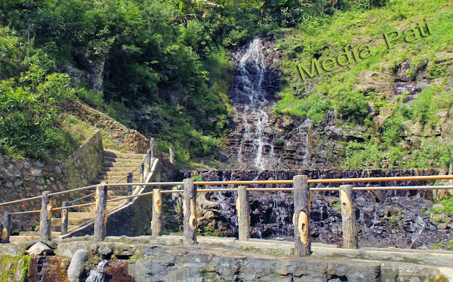 Obyak Wisata yang Terlupakan di Pati, Air Terjun Grenjengan Jolong Pati