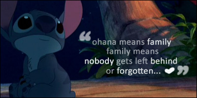 Lilo Stitch En Dessinant Des Sourires