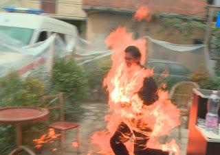 Polisi Periksa 10 Saksi Kasus Pria Dibakar Hidup-Hidup di Bekasi