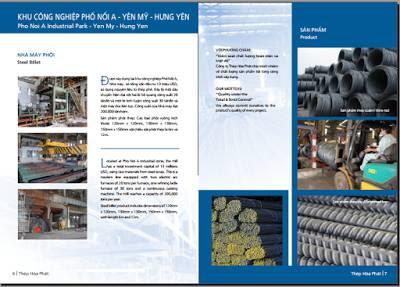 Catalogue Ống Thép Hòa Phát.