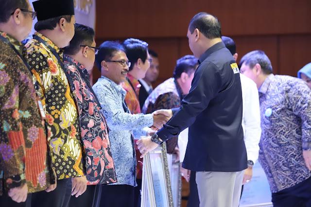 Raih Penghargaan Menteri PAN-RB, SAKIP Pemkab Trenggalek Tahun 2018 Dinilai BB
