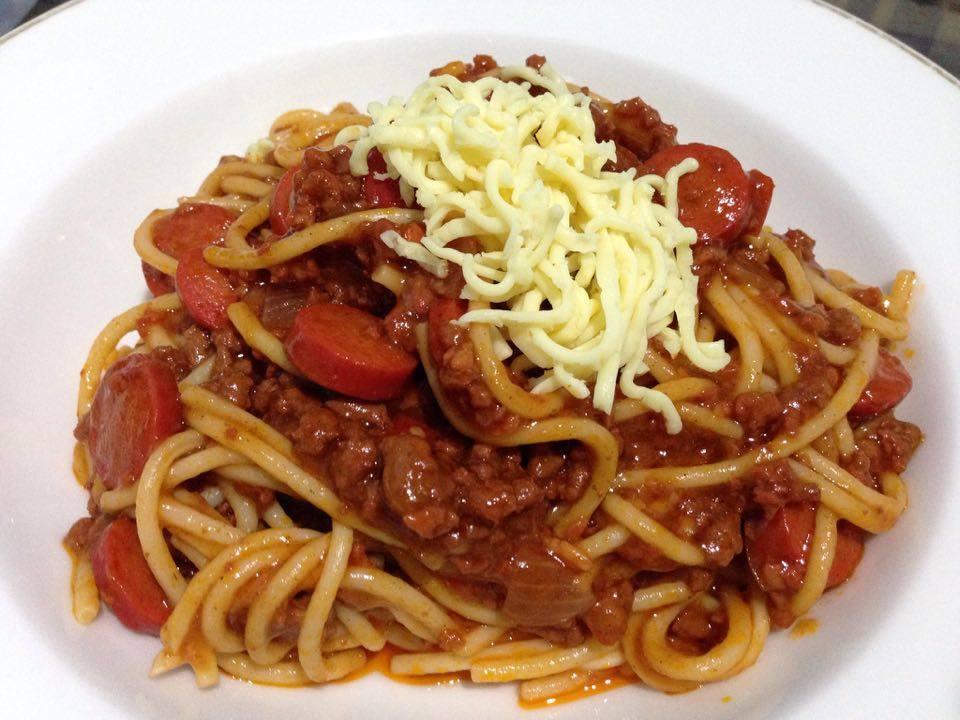 Pinoy Sweet Style Spaghetti Sauce