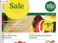 Whole Foods Market Canada Flyer July 19 - July 25, 2017