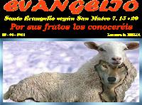 Resultado de imagen para En aquel tiempo, dijo Jesús a sus discípulos: «Cuidado con los falsos profetas