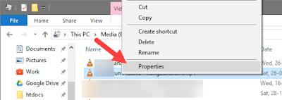 Cara memberi tag pada file di windows dari jendela properties-gambar 1