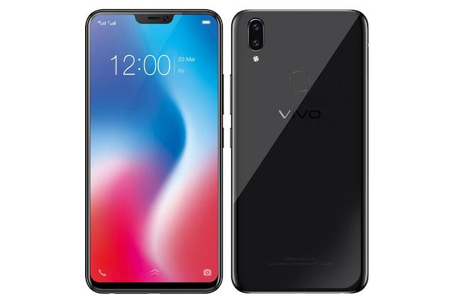 Perbedaan Vivo V9 4GB dan 6GB