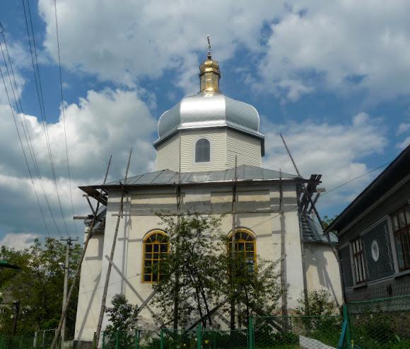Старий Самбір. Церква