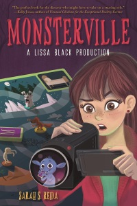 monsterville cover