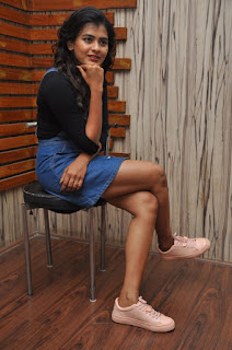 hebah patel latest stills