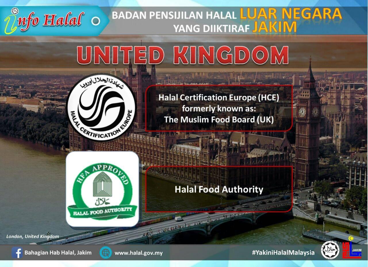 logo halal uk