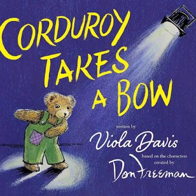 "Viola Davis announces Children's Book ""Corduroy Takes a Bow"""