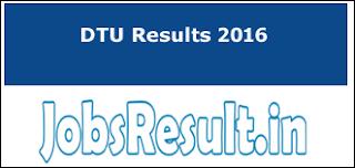 DTU Results 2016