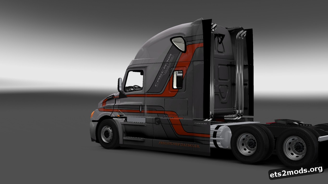 Evolution II Skin for Freightliner Cascadia