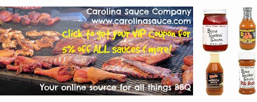 Carolina Sauce Company: Don't Get Left Out of our Invitation-Only BBQ Sauce Sale!