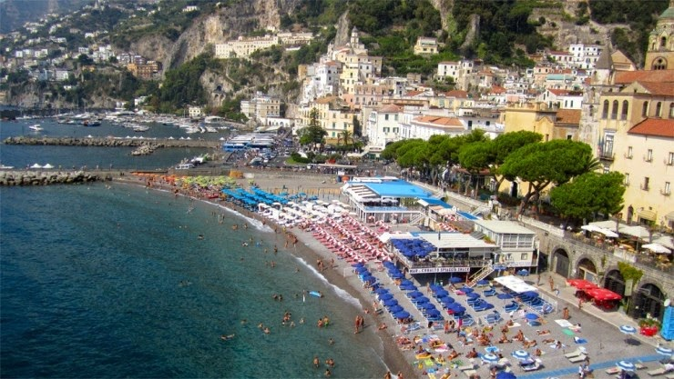 Amalfi – the Center of the Iconic Coast in Italy