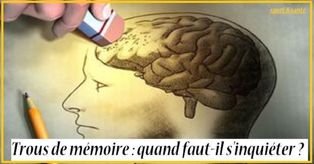 Trous de mémoire : quand faut-il s'inquiéter ?