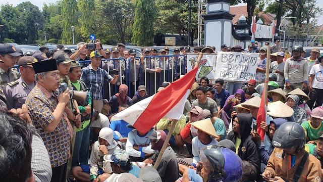 Mediasi Konlik Urut Sewu Menunggu Bukti Kepemilikan Tanah Warga