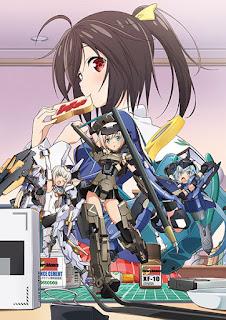 Frame Arms Girls de Kotobukiya