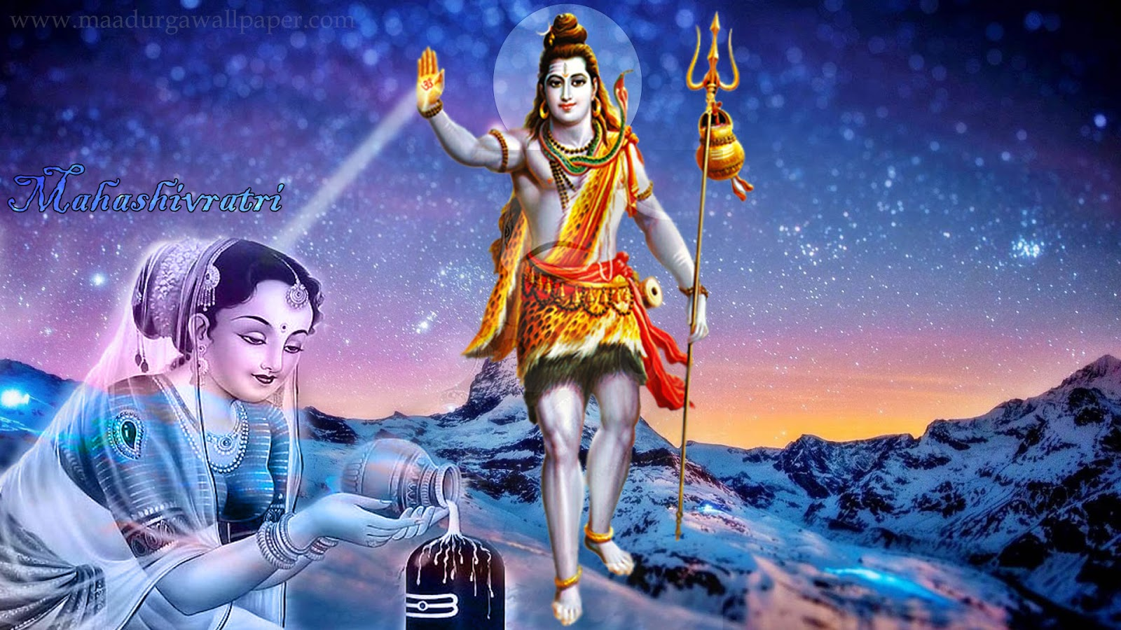 maha shiva hd wallpapers