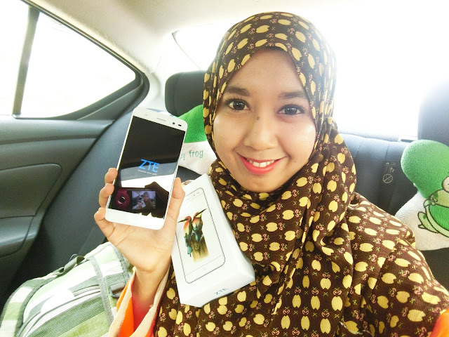 Hadiah Telefon Zte Blade V7 Lite Dari InvolveAsia