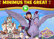 Sofia The First Minimus The Great