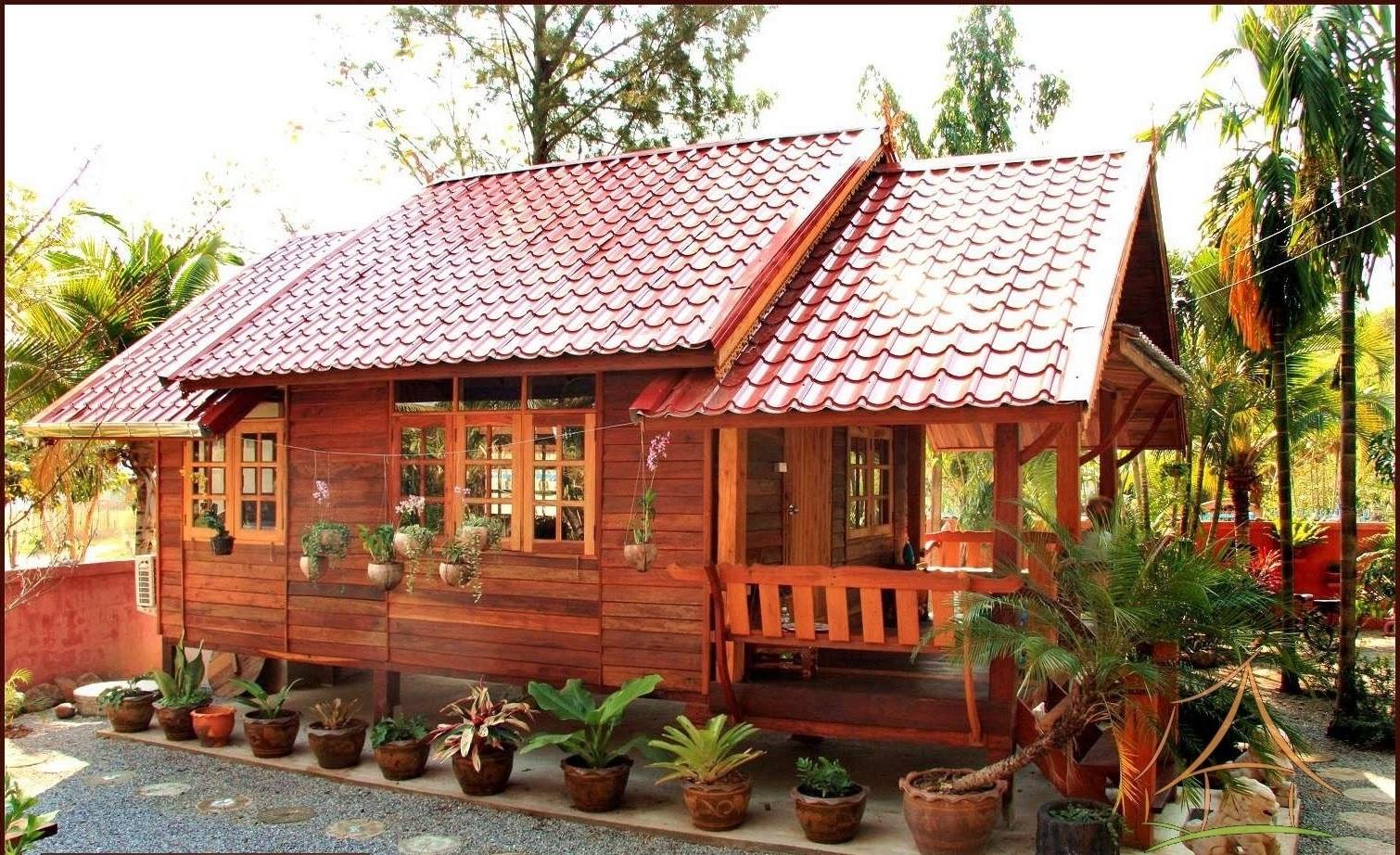 7700 Gambar Desain Rumah Kecil Minimalis Bahan Kayu Paling Keren Download