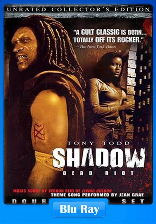 Shadow Dead Riot 2006 720p BluRay x264 | 480p 300MB | 100MB HEVC