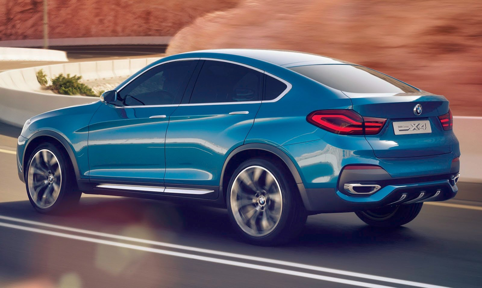 2015 New BMW X6 HD Wallpaper