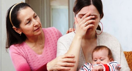 Permasalahan yang Sering Dialami Wanita Pasca Melahirkan