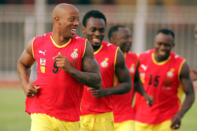 Junior Agogo reveals struggles with speech following stroke [Video]