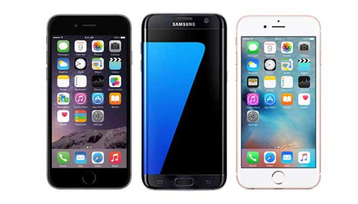 Smartphone Paling Laris Didunia 2016