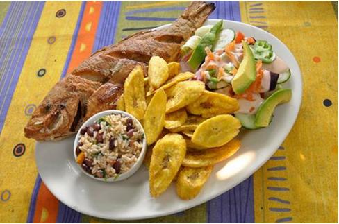 cómo acompañar el pescado frito, acompañantes para pescado frito, con que otra cosa se puede comer el pescado frito, con que puedo servir mi pescado frito, complemento para pescado frito