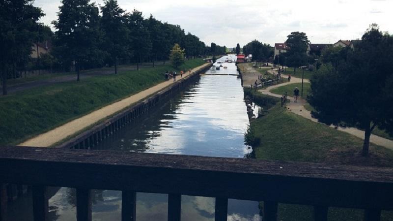Canal de l'Ourcq - Aulnay-sous-Bois