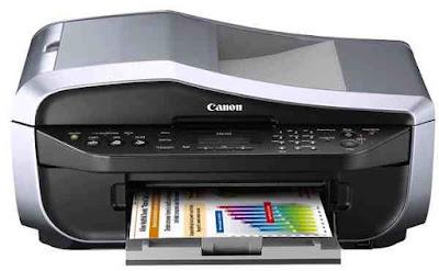 Reset Printer Canon PIXMA MX310