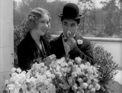 Escena película Chaplin - Luces de la ciudad