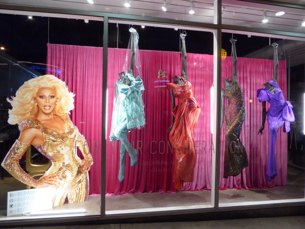 Emmy-nominated RuPauls Drag Race gowns
