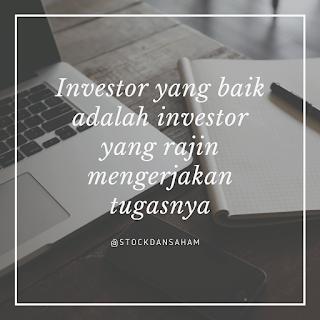 Tugas investor