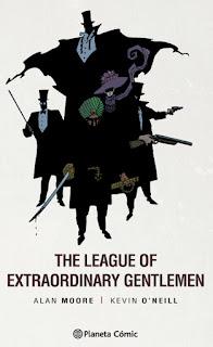 The League of Extraordinary Gentlemen nº 01/03