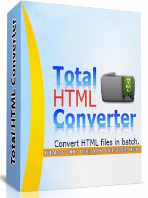 Total HTML Converter 5