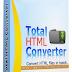 Total HTML Converter 5 conversión de archivos HTML a PDF, DOC, XLS, XHTML