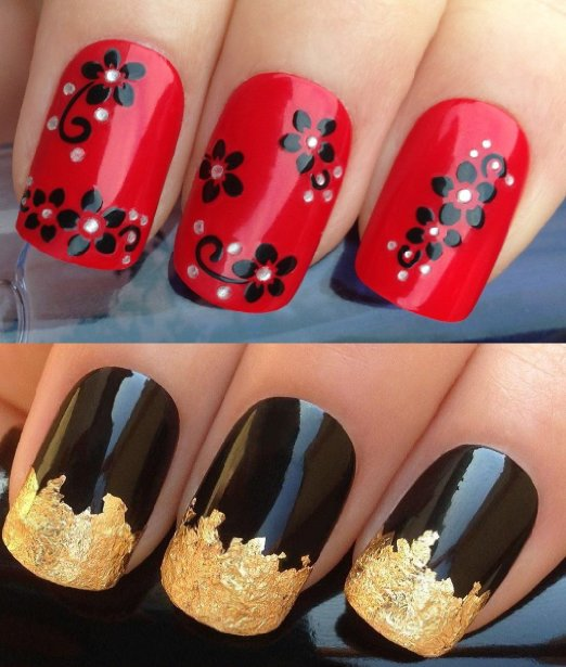 Like Spending On Nail Art Stickers Or Are Unable To Find A Design Of Your Choice Why Not Make It Here Is Simple DIY And Some Videos For Help