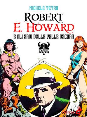 Robert E. Howard e gli eroi della Valle oscura, copertina