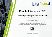 Premio Interfaces 2017