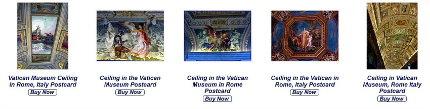 Postcards from Rome