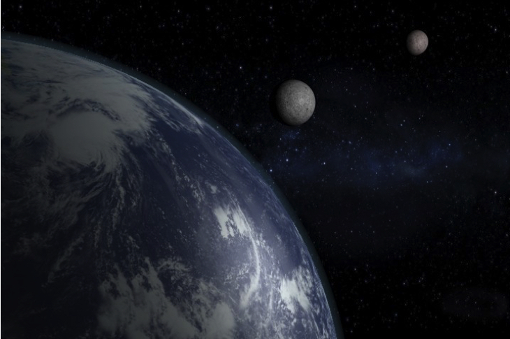 NASA Has Confirmed That Earth Now Has A Second Moon That's Here To Stay