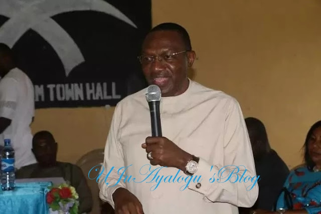Senator Andy Uba support base widens as race for Anambra governorship hots up