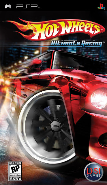 ROMs - Hot Wheels - Ultimate Racing (Português) - PSP Download